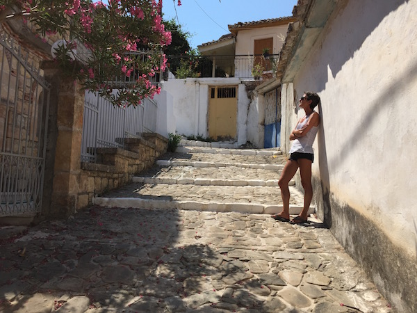 Afternoon amble in Koroni old town