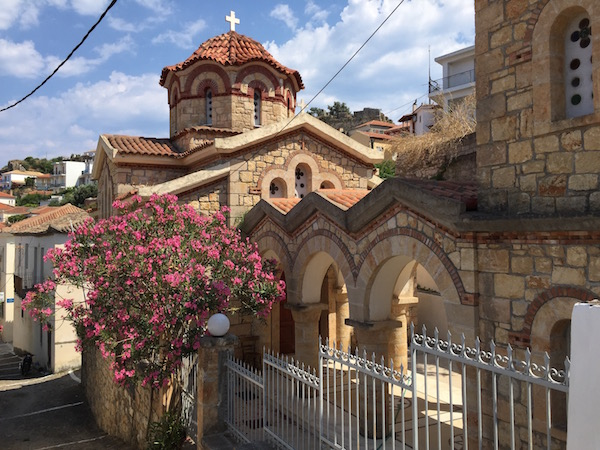 Contemporary church Koroni