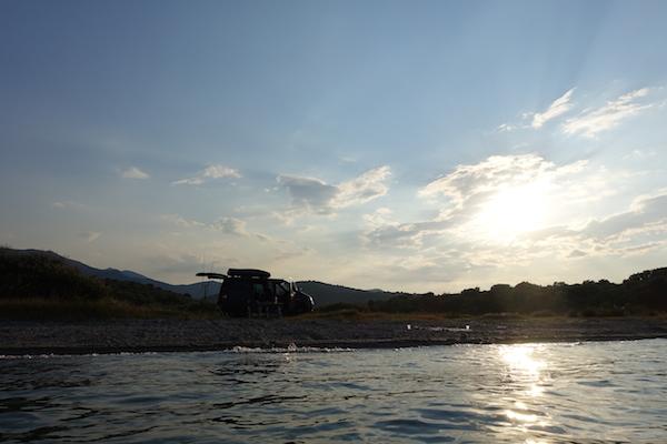 Mani Greece Wild free camping