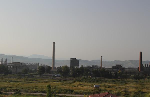 industrial albania