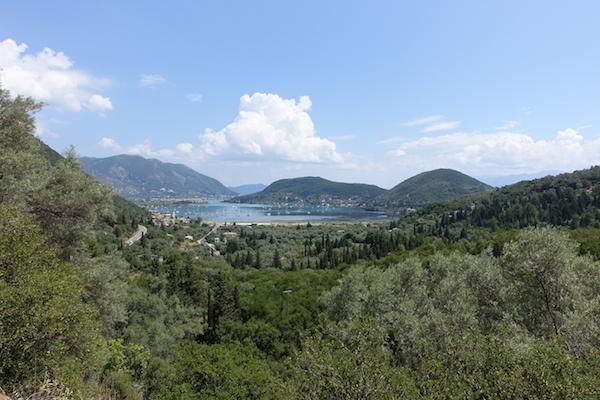 Lefkada Greece Oasis