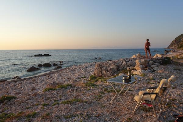 our secret place Lefkada