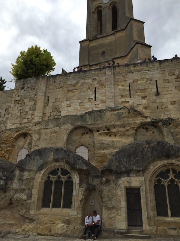 Medieval and romantic St Emilion