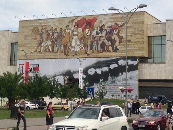 Discover things about thriving Tirana Albania