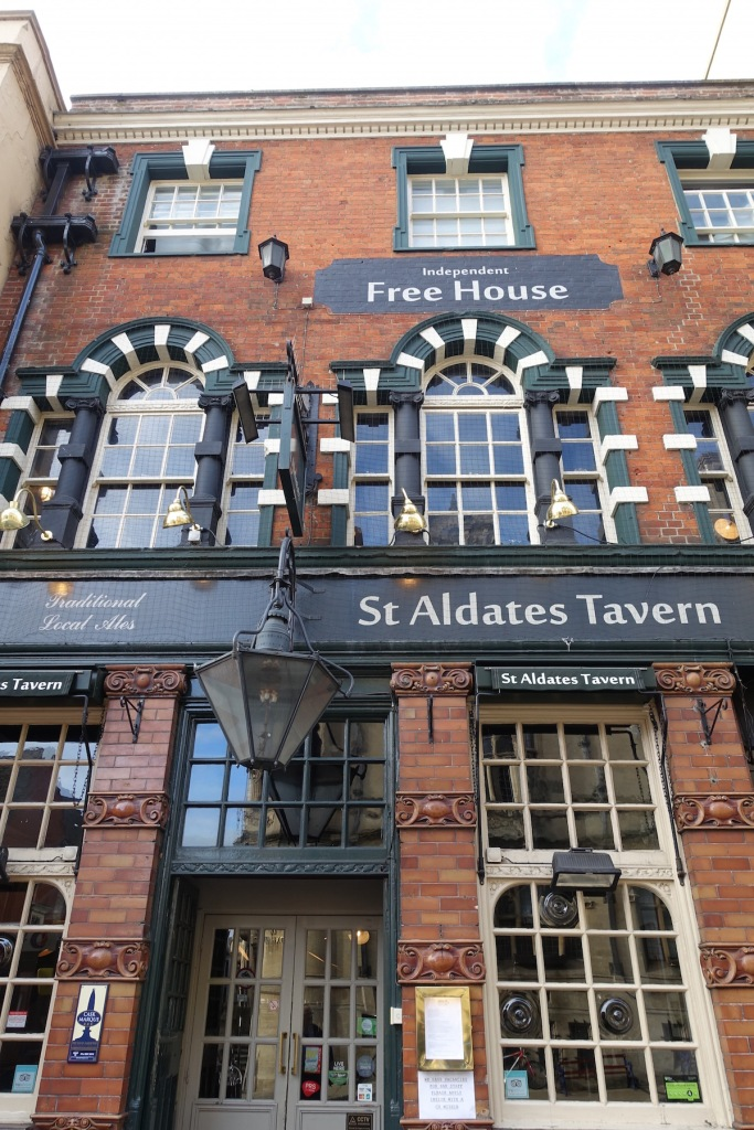 St Aldates Tavern Oxford