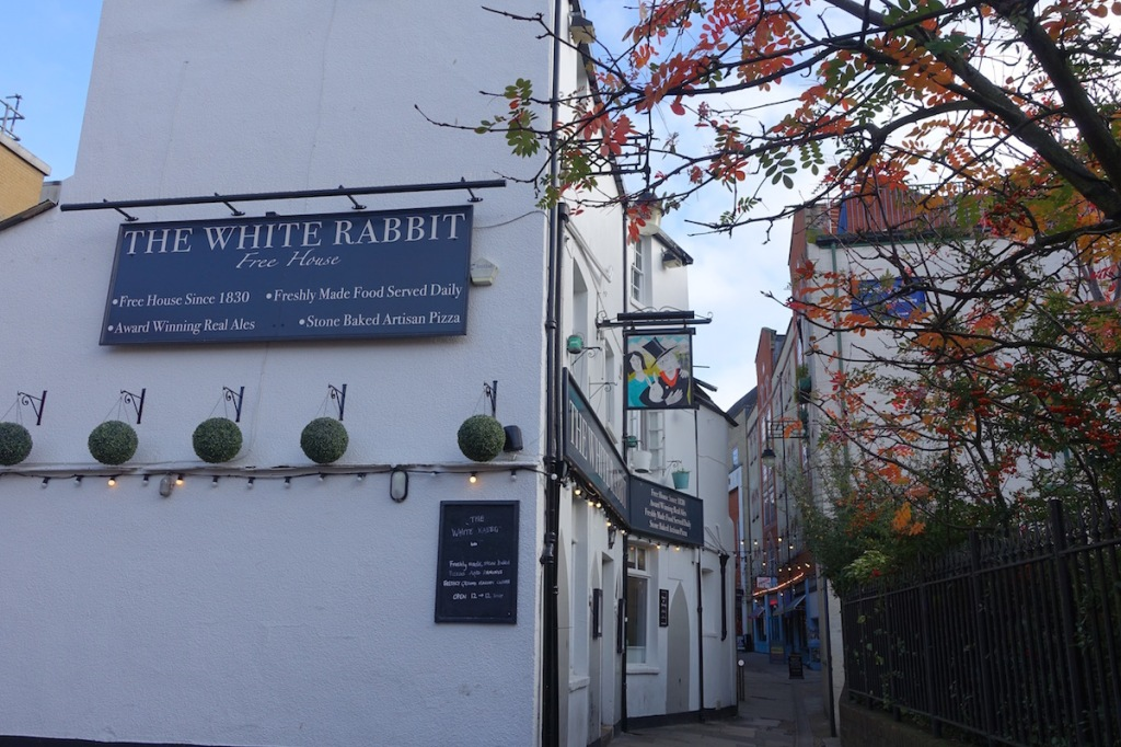 The White Rabbit pub Oxford