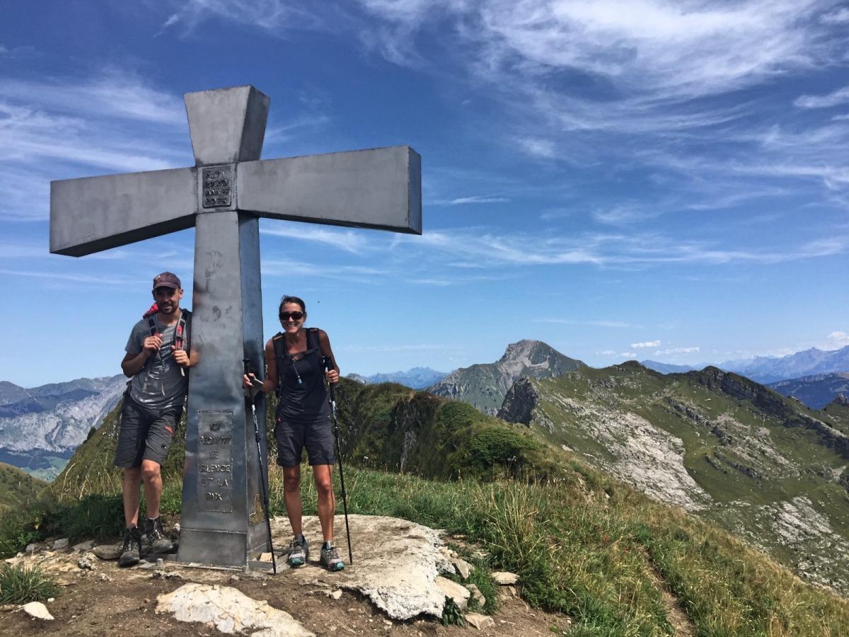 Nantaux-summit-Haute-savoie