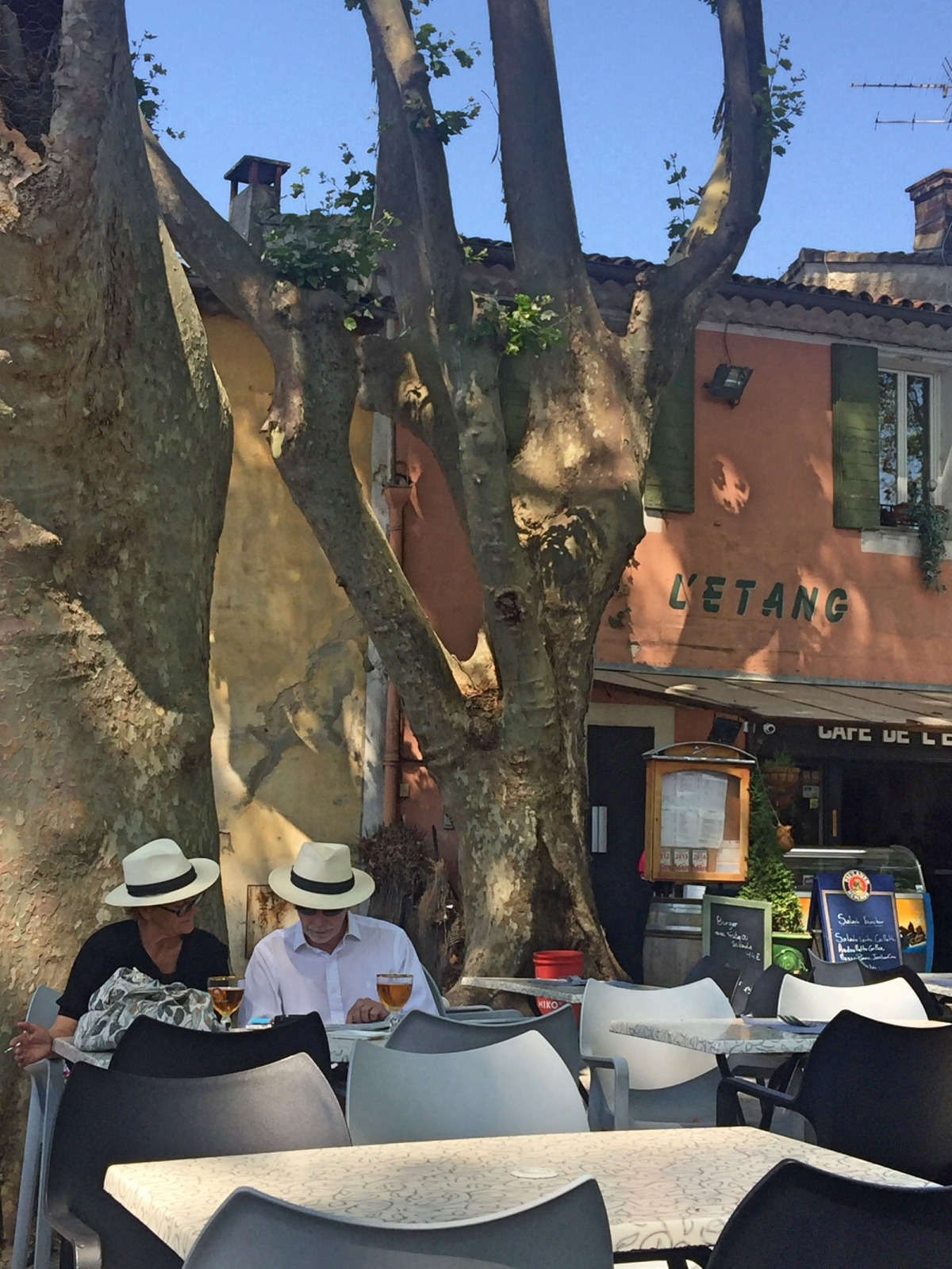 A day in provence style